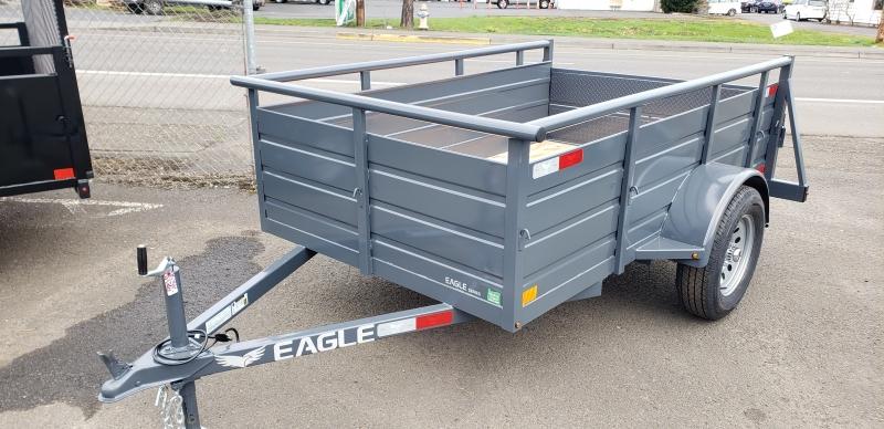5X8 Light Speed Eagle Trailer 2020 price $2,199