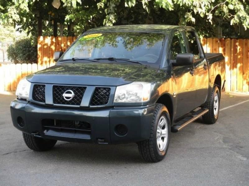 2004 Nissan Titan Le Crew Cab 4wd Inventory Grace Motors Auto