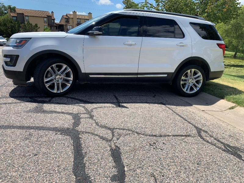 Ford Explorer 2016 price $17,500