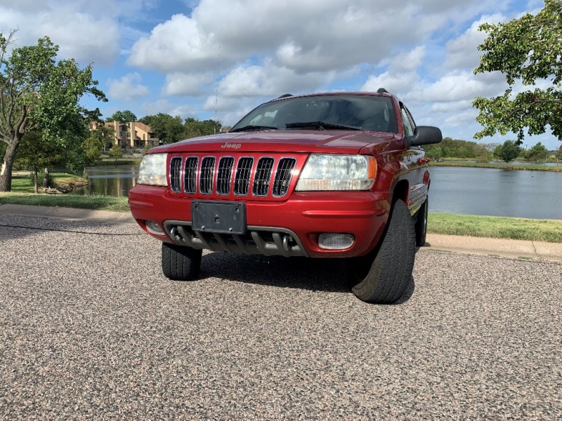 Jeep Grand Cherokee 2002 price $3,995