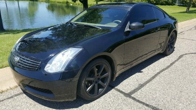2004 Infiniti G35 Coupe 2dr Cpe Auto EXCELLENT CONDITION LOW