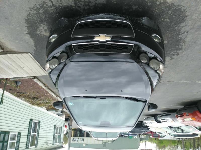 CHEVROLET SONIC 2012 price $4,450