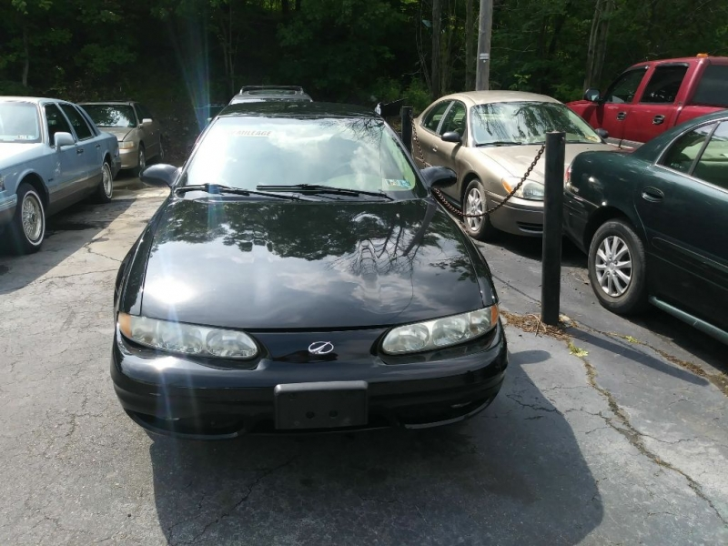 OLDSMOBILE ALERO 2001 price $2,995