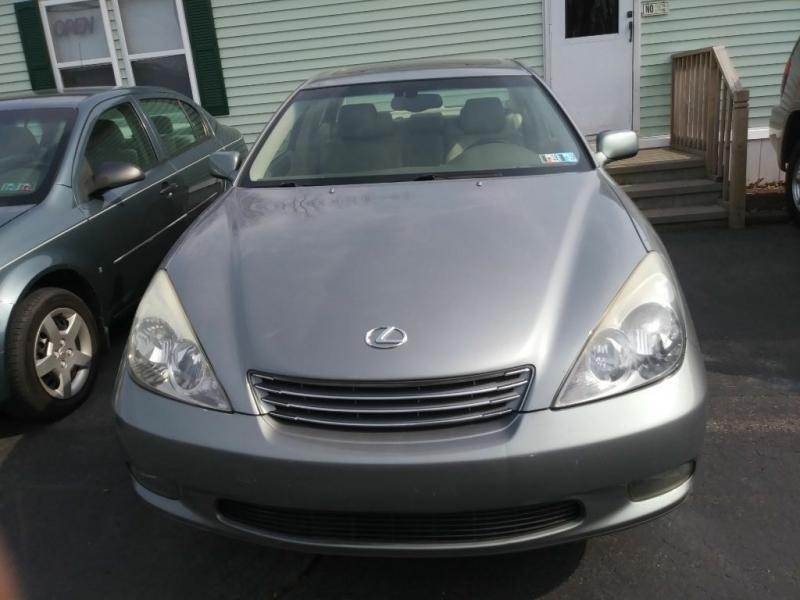 LEXUS ES 2003 price $4,995