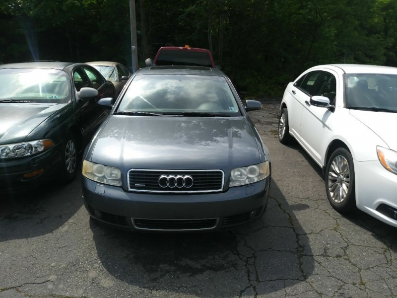 AUDI A4 2003 price $4,995