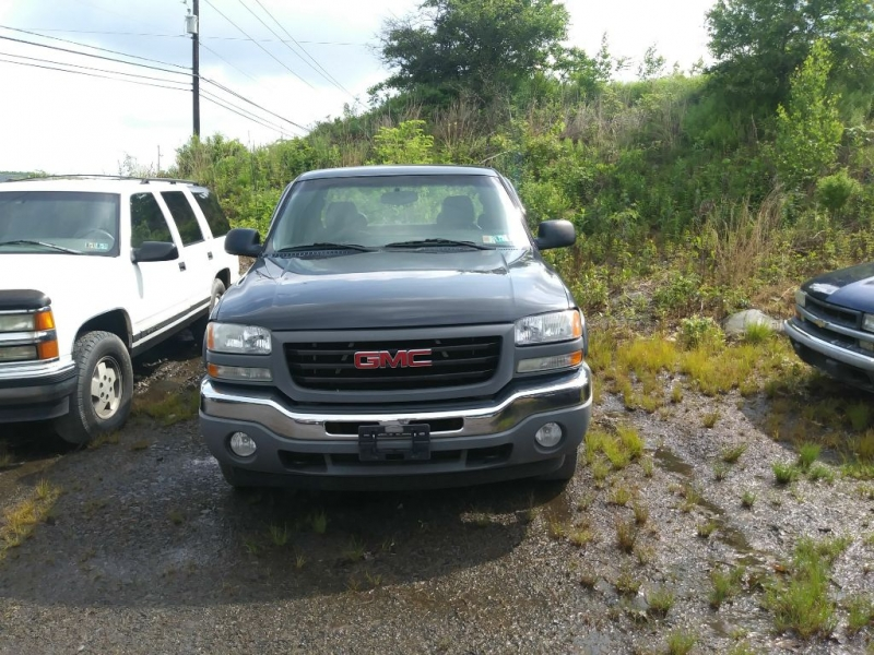 GMC NEW SIERRA 2005 price $5,495