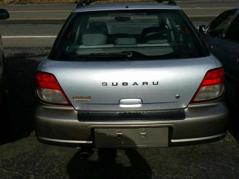 SUBARU IMPREZA 2002 price $4,995