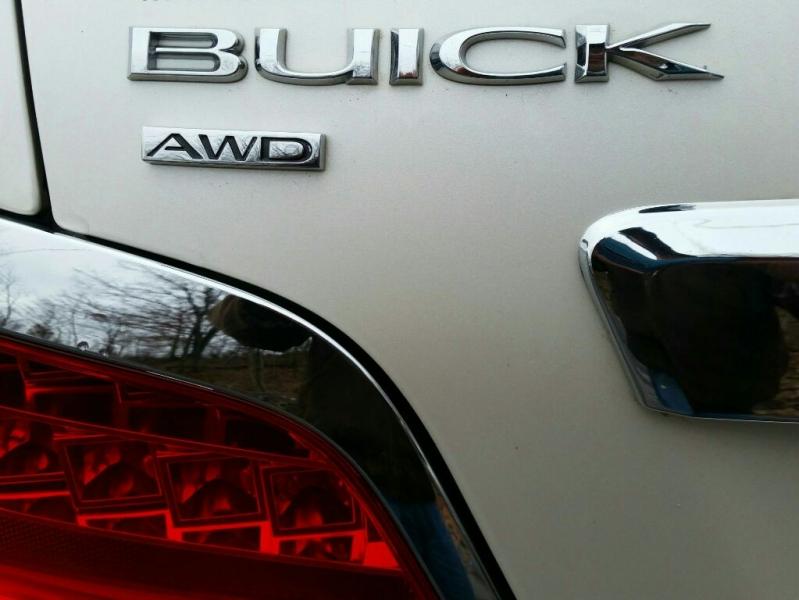 BUICK LACROSSE 2011 price $7,495