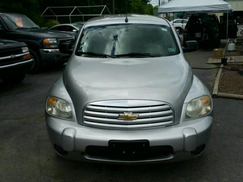 2007 Chevrolet Hhr Ls A G Motor Sales Inc Dealership In Wilkes