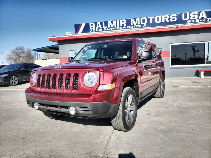 Jeep Patriot 2017 price $12,500