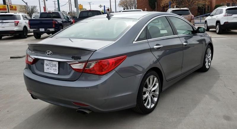 Hyundai Sonata 2012 price $6,800