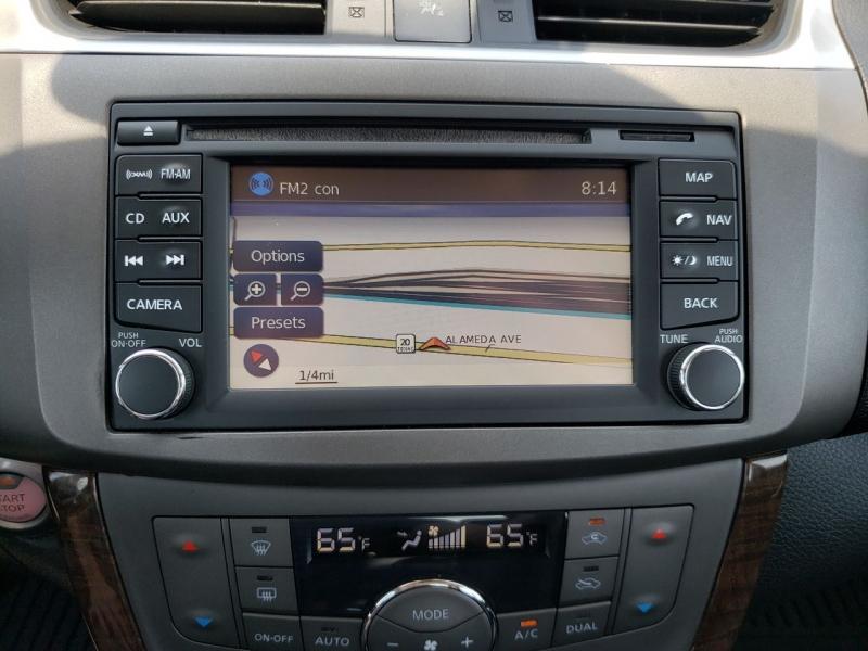 Nissan Sentra 2013 price $7,600