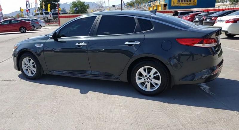Kia Optima 2016 price $12,500