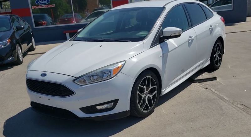 Ford Focus 2016 price $10,500