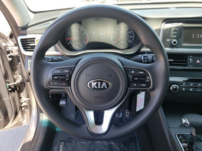 Kia Optima 2016 price $12,800