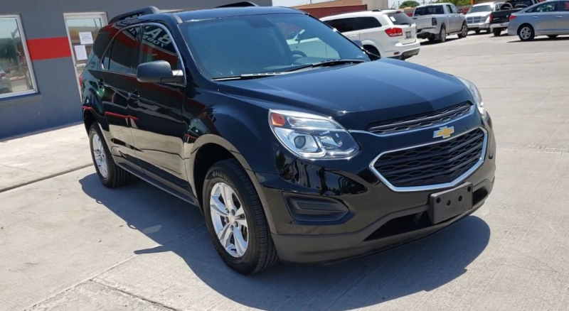 Chevrolet Equinox 2016 price $14,600