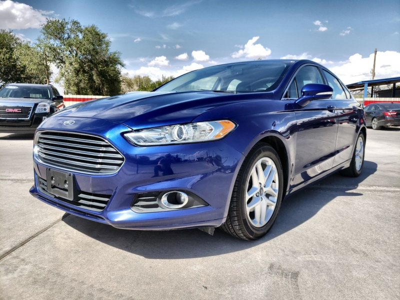 Ford Fusion 2016 price $13,900