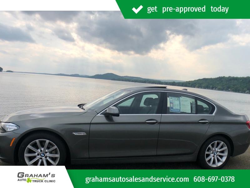 BMW 5 Series 2015 price $0
