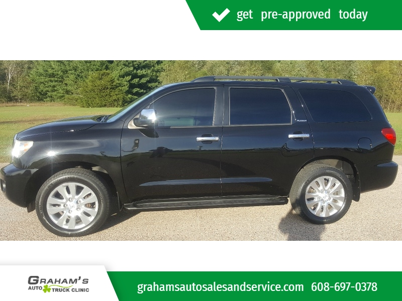 Toyota Sequoia 2012 price $24,799