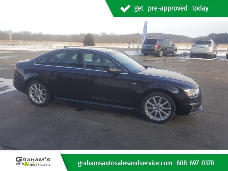 Audi A4 2014 price $13,299