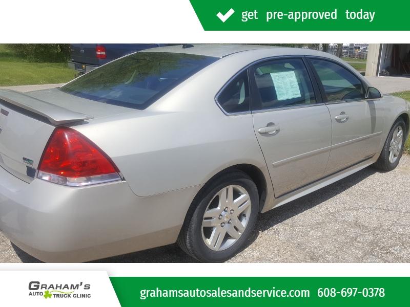 Chevrolet Impala 2010 price $4,495