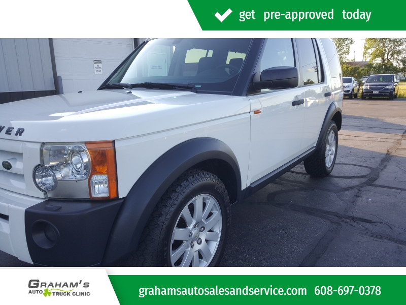 Land Rover LR3 2006 price $7,495
