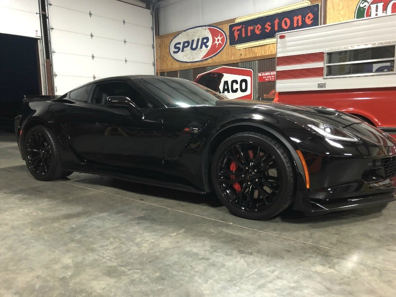 Chevrolet Corvette 2015 price $75,000