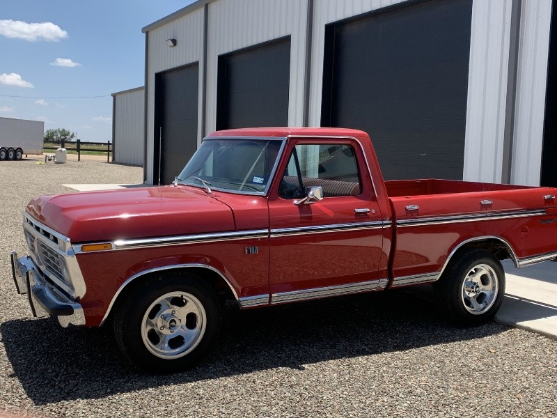 Ford F100 1973 price $16,900