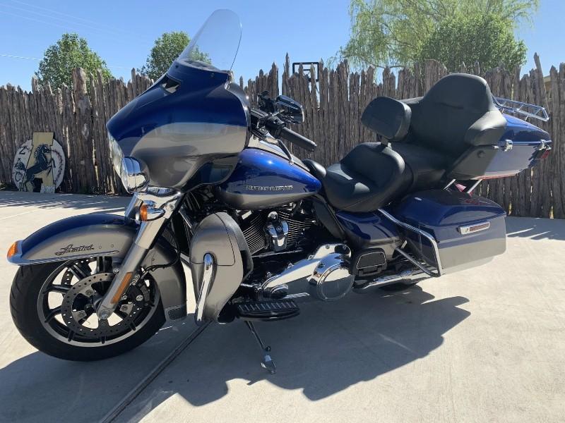 Harley-Davidson Ultra-Classic 2017 price $23,500