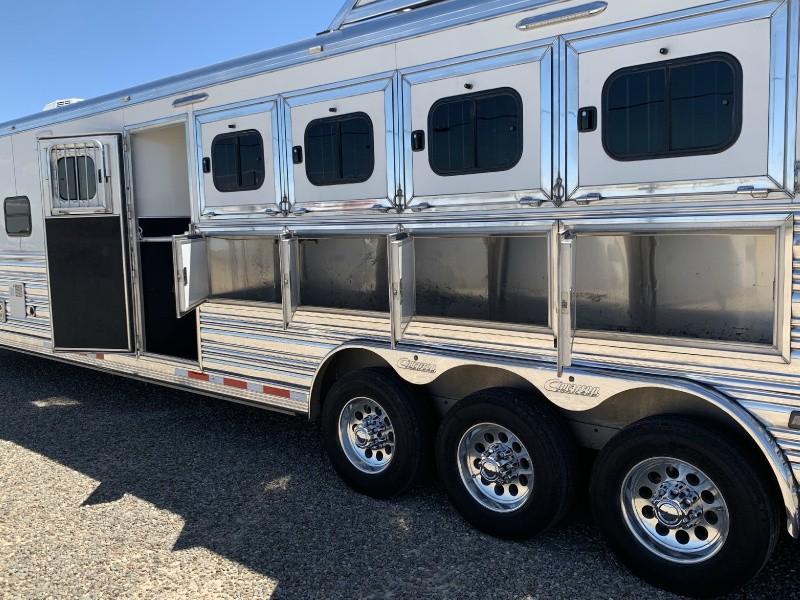 Cimarron LQ-HT57 2015 price $119,000