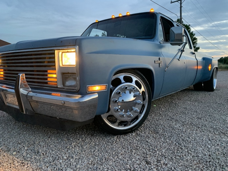 Chevrolet 1 Ton Chassis-Cabs 1987 price $16,500