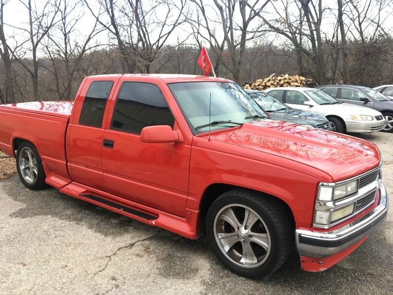 Chevrolet C/K 1500 1997 price $4,500 Cash