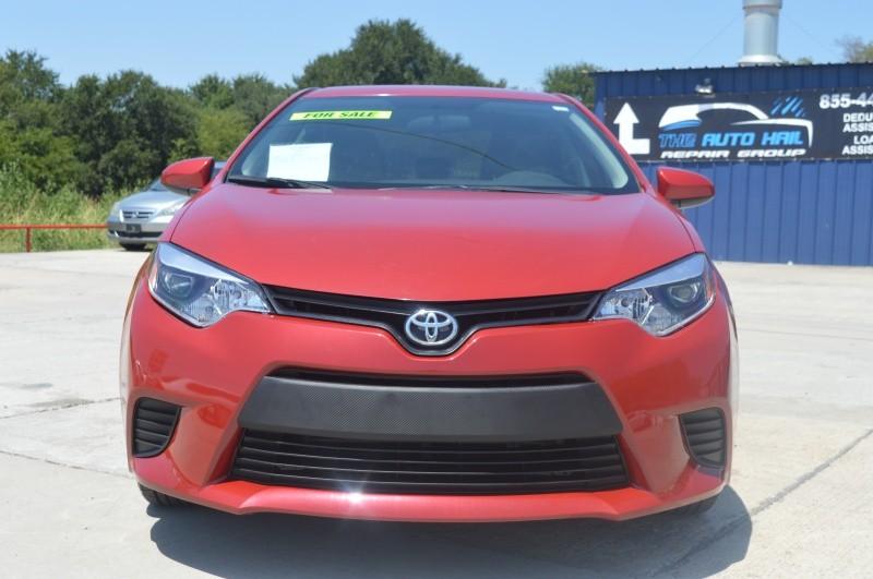 Toyota Corolla 2015 price $9,950