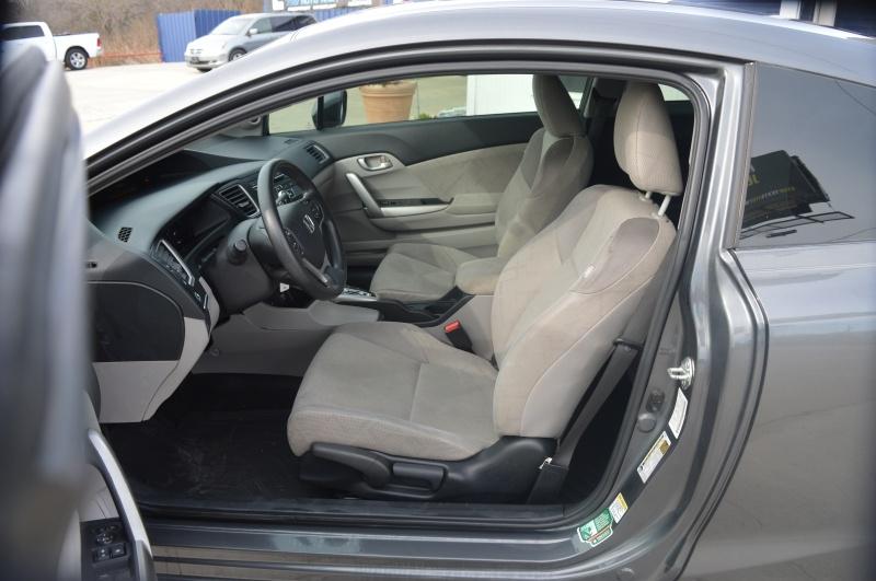 Honda Civic Coupe 2013 price $9,450