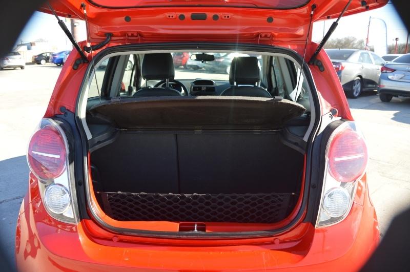 Chevrolet Spark 2015 price $7,250