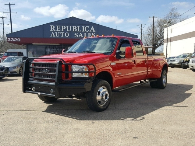 2007 Ford F-350SD