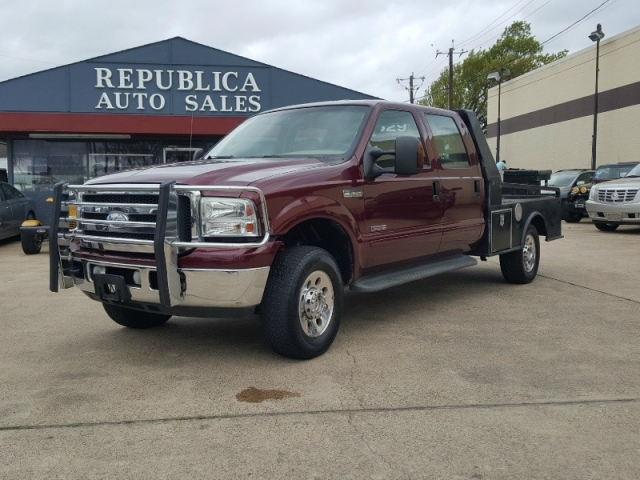 2005 Ford F-250SD