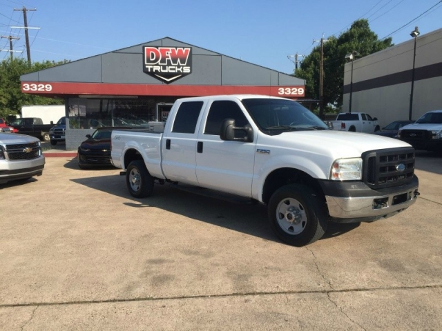 2006 Ford F-250SD