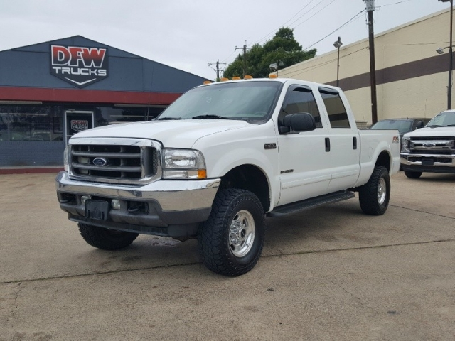 2001 Ford F-250SD