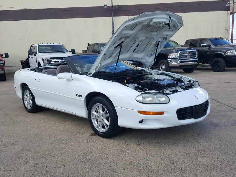 Chevrolet Camaro 2001 price $8,098