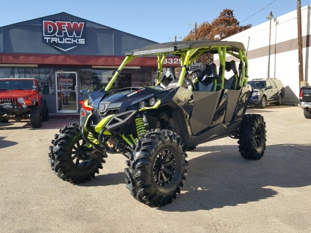 2015 Maverick 1000 R X DS Turbo