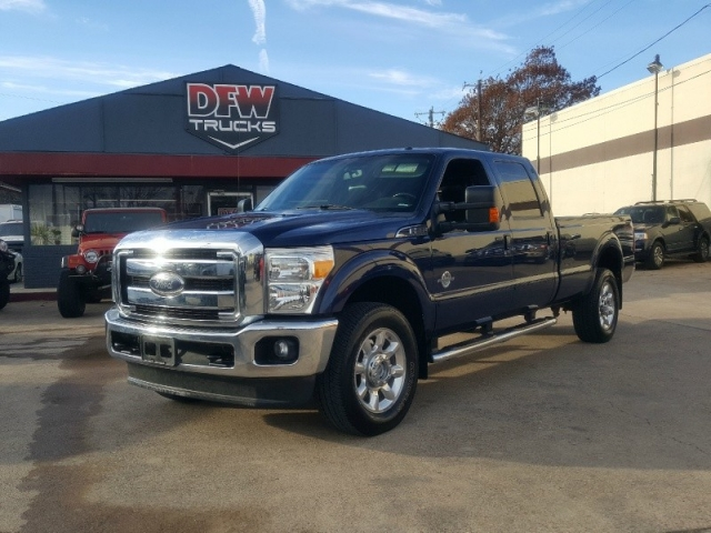 2012 Ford F-350SD