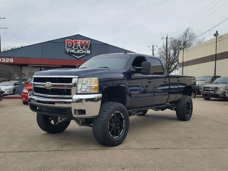 Chevrolet Silverado 2500HD 2010 price Call for Pricing