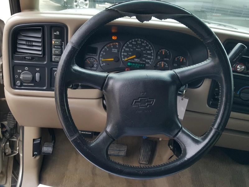 Chevrolet Silverado 2500HD 2001 price $10,982