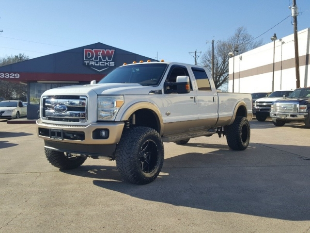 2011 Ford F-350SD