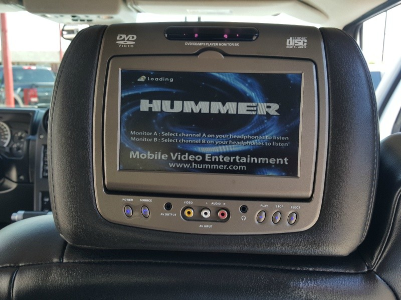 Hummer H2 2007 price $18,403