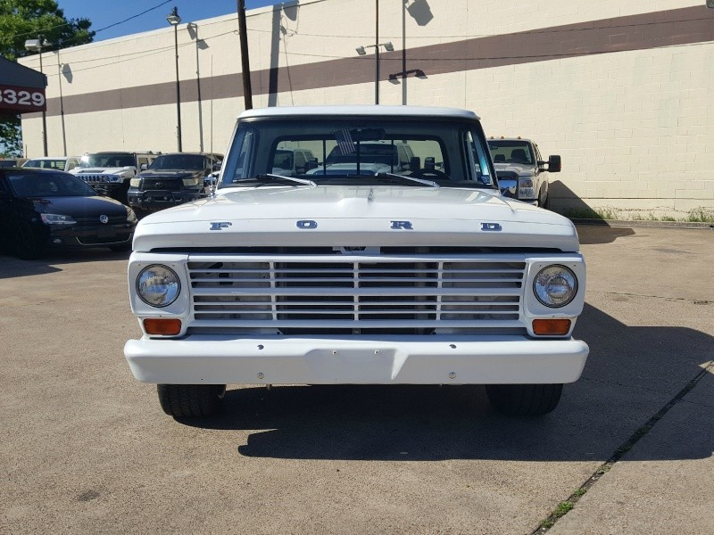 Ford F-100 1969 price $16,498