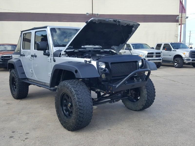Jeep Wrangler 2012 price $23,493