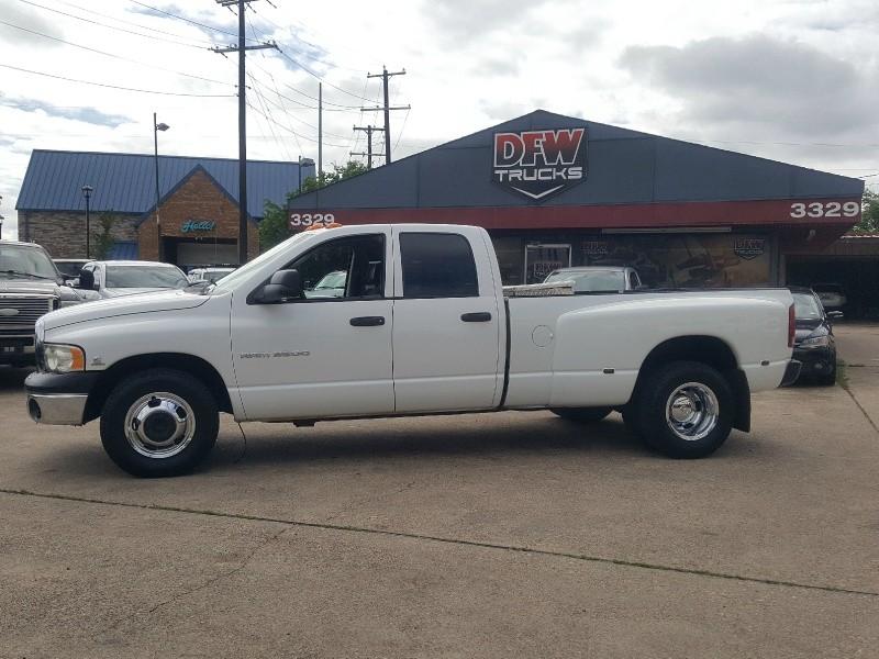 Dodge Ram 3500 2004 price $12,575
