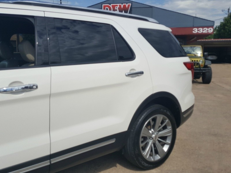 Ford Explorer 2018 price Call for Pricing